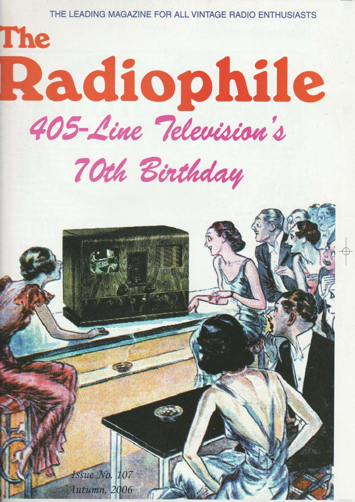 Radiophile Issue 107