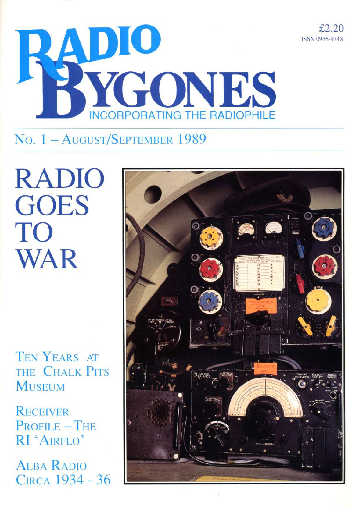 Radio Bygones Issue 1 - PDF