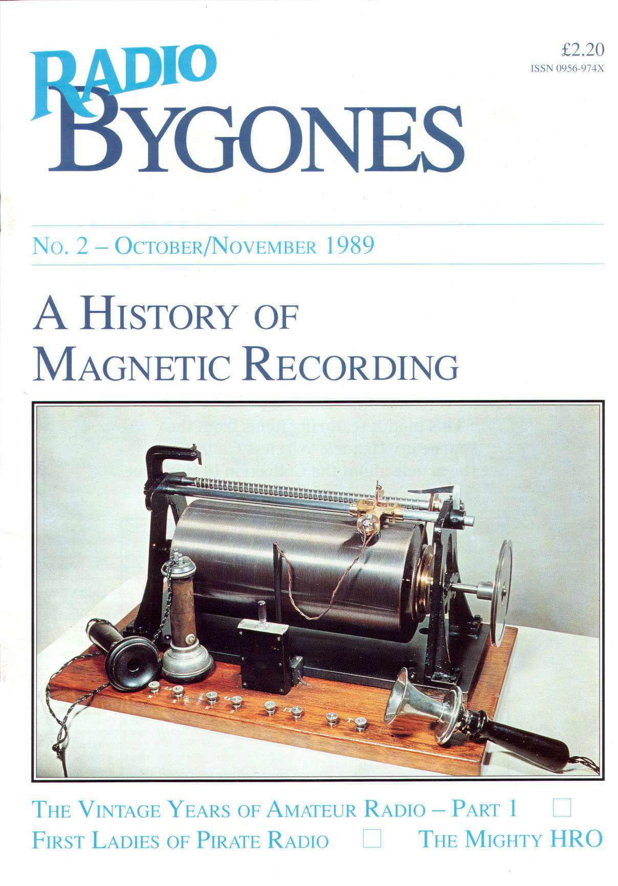 Radio Bygones Issue 2 - PDF