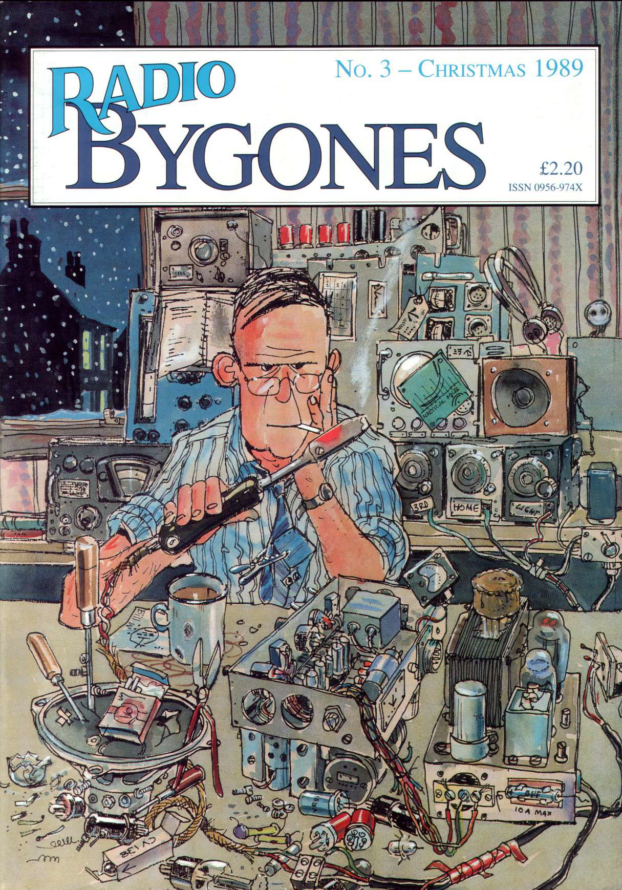 Radio Bygones Issue 3 - PDF