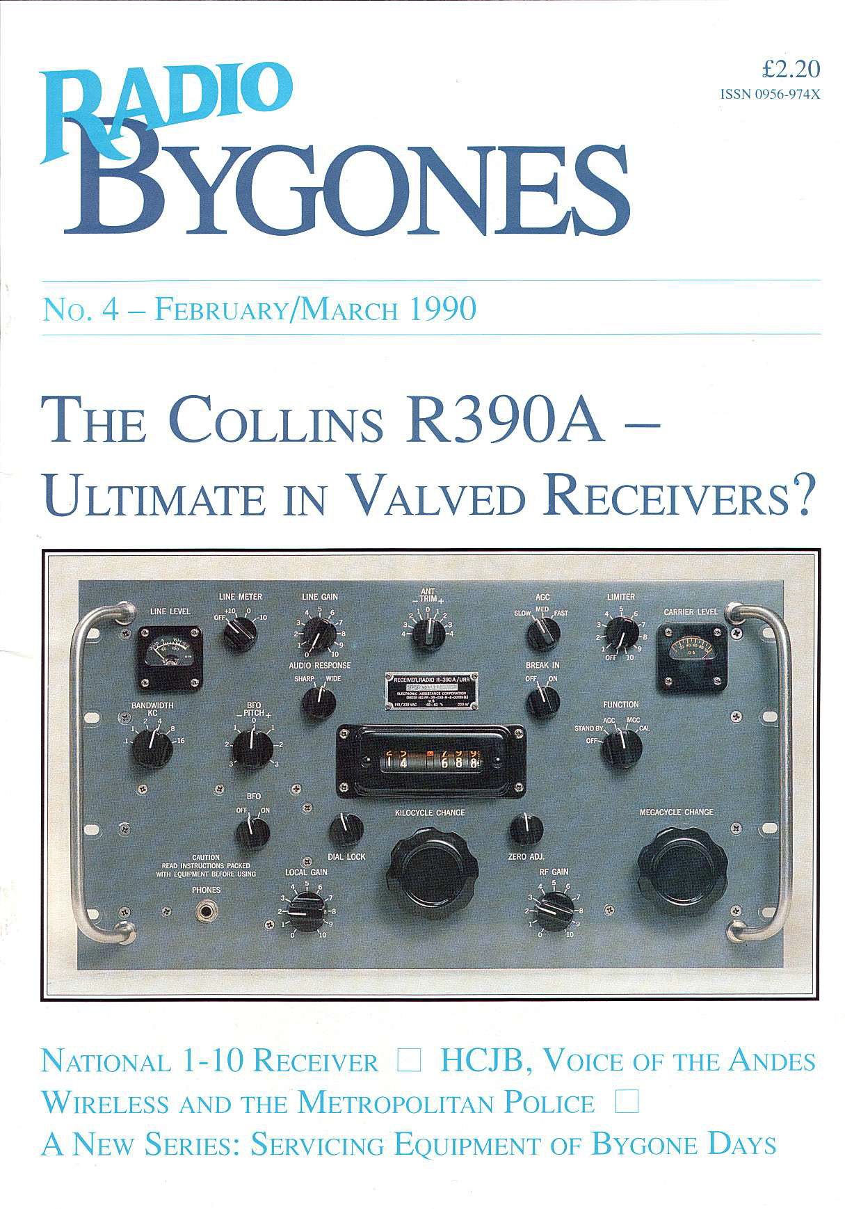 Radio Bygones Issue 4 - PDF