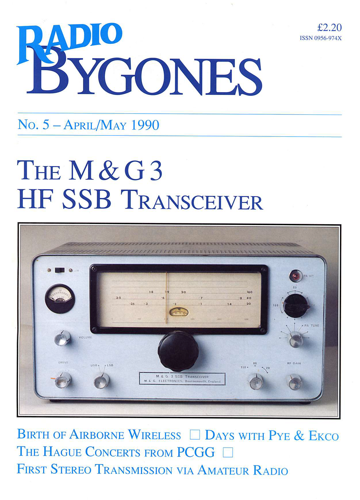 Radio Bygones Issue 5 - PDF