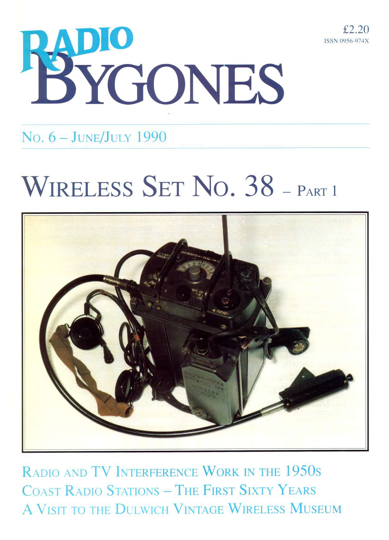 Radio Bygones Issue 6 - PDF
