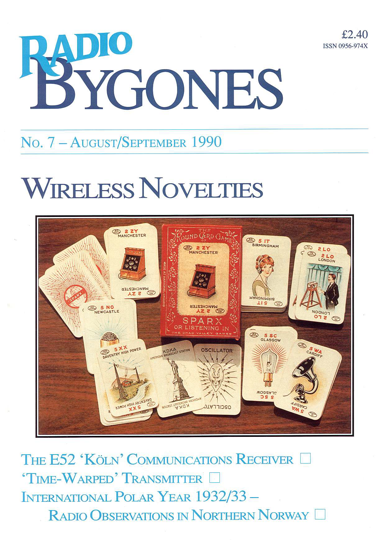 Radio Bygones Issue 7 - PDF