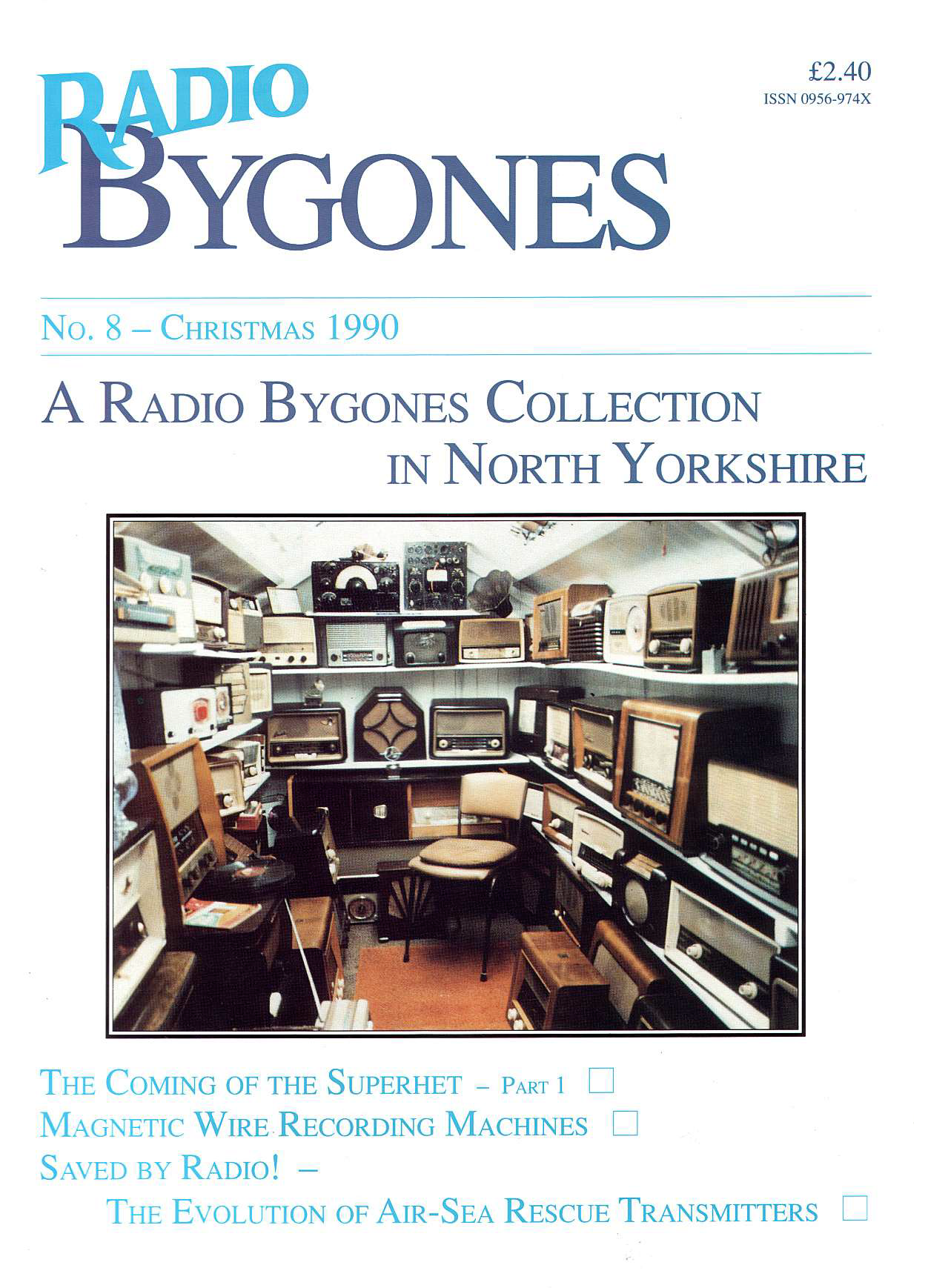 Radio Bygones Issue 8 - PDF
