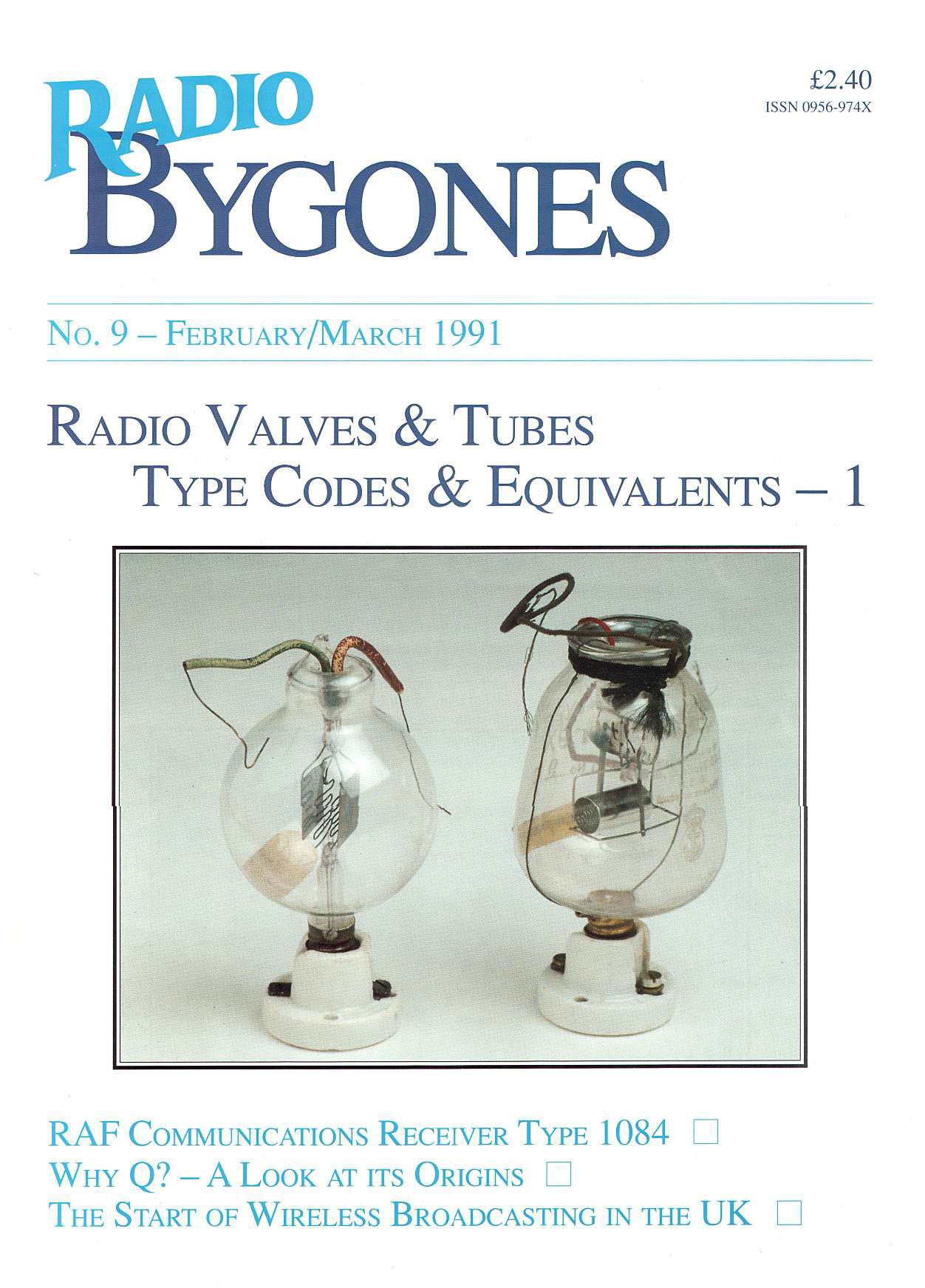 Radio Bygones Issue 9 - PDF