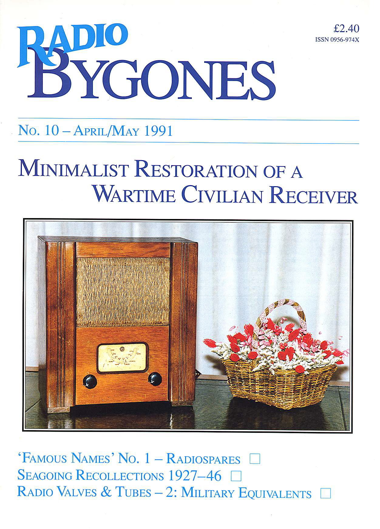 Radio Bygones Issue 10 - PDF
