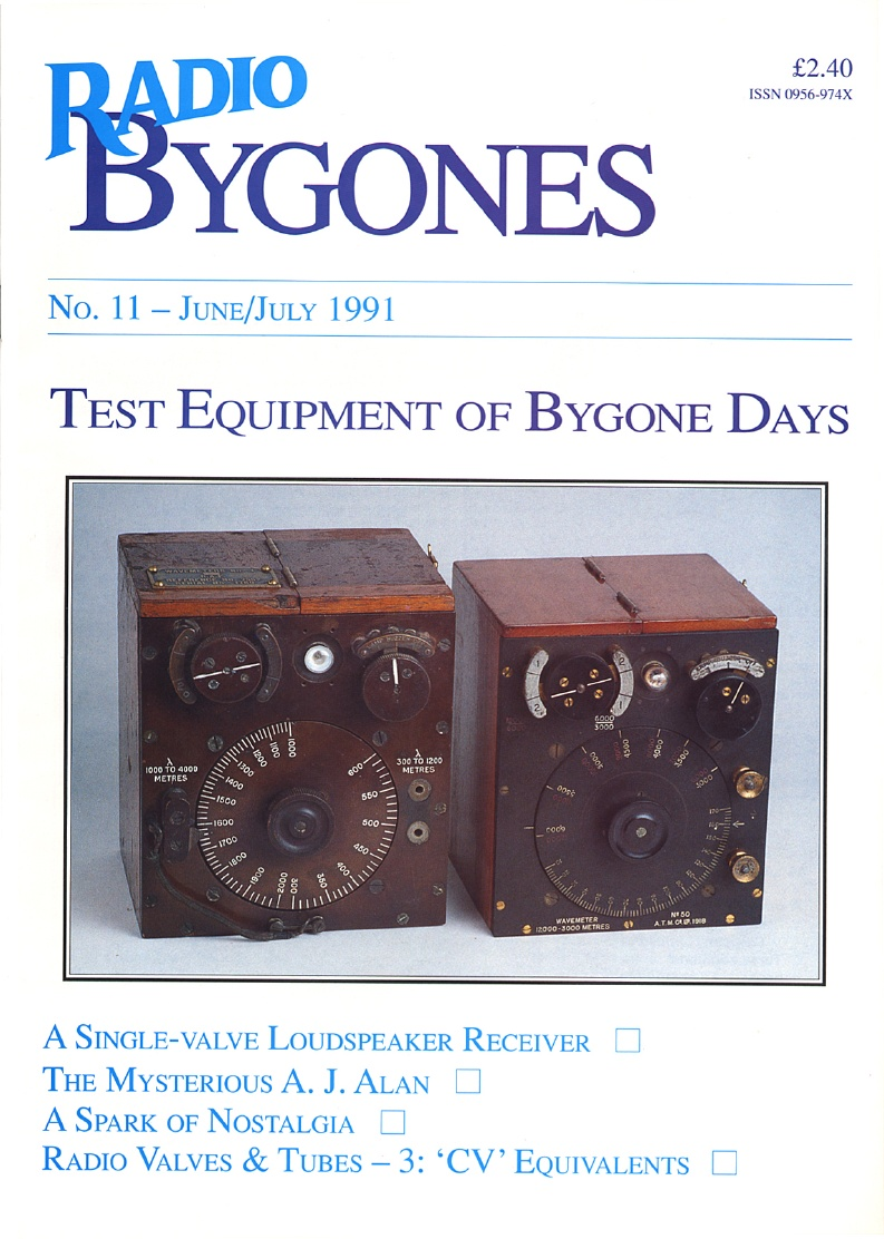 Radio Bygones Issue 11 - PDF