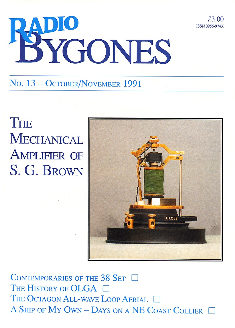 Radio Bygones Issue 13 - PDF