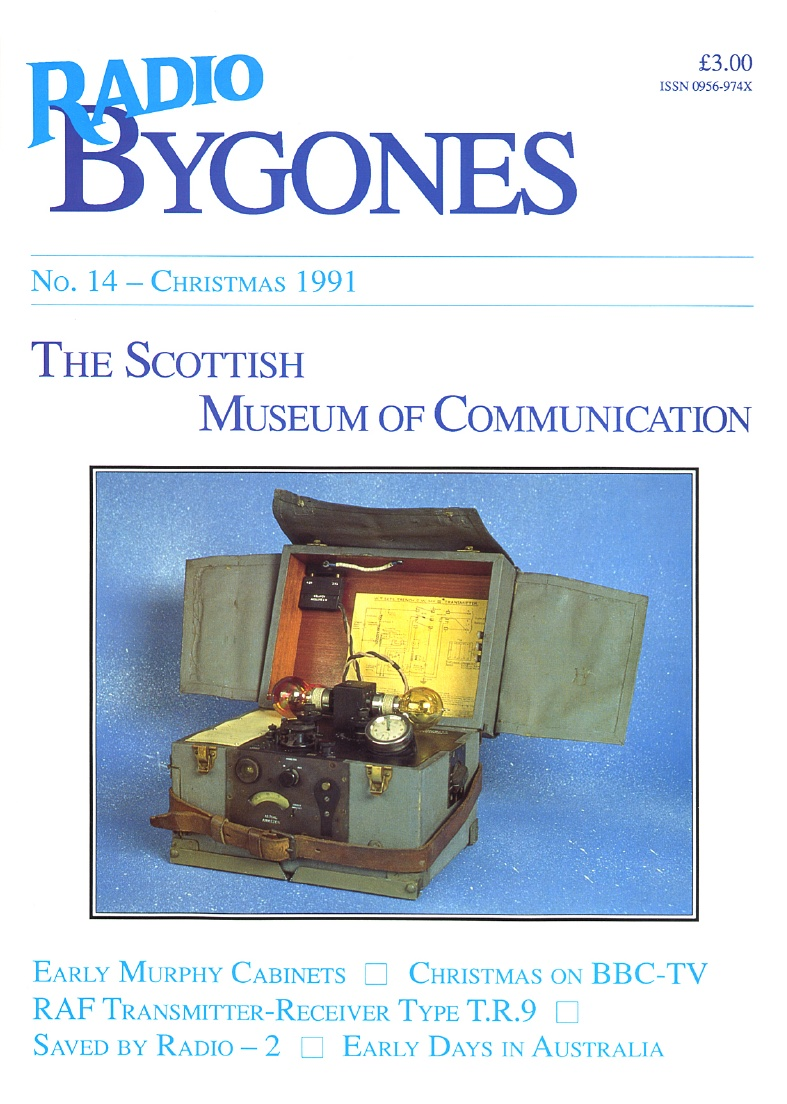 Radio Bygones Issue 14 - PDF