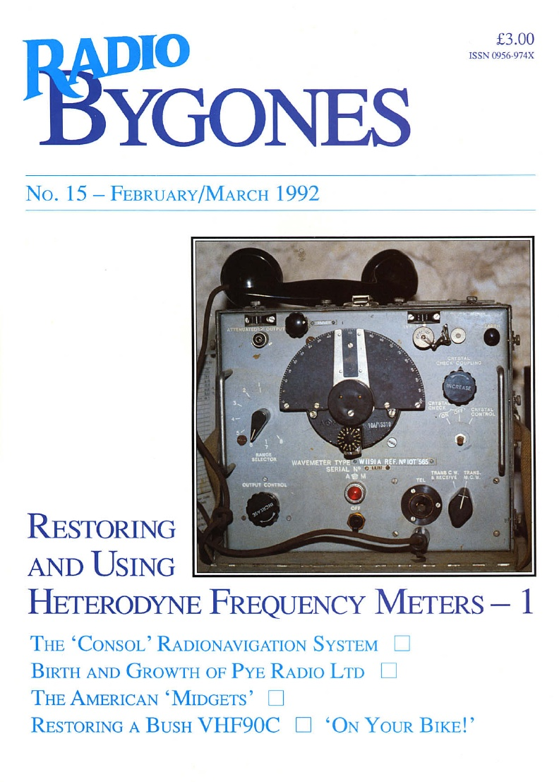 Radio Bygones Issue 15 - PDF