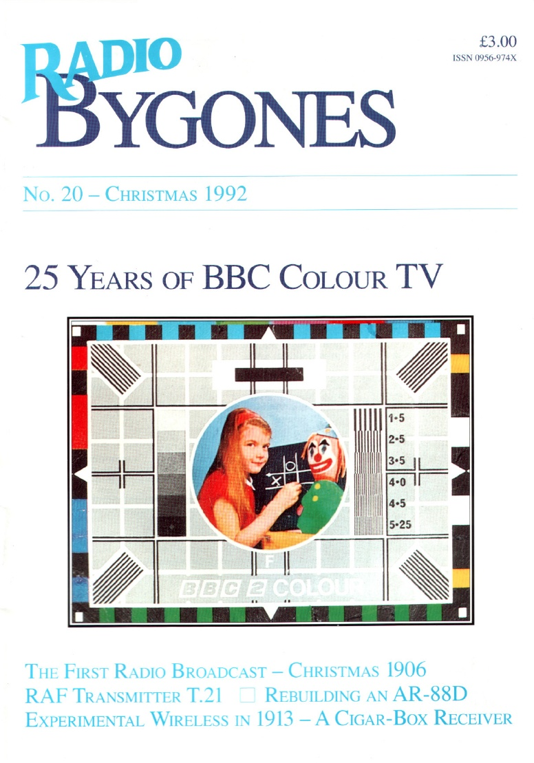 Radio Bygones Issue 20 - PDF
