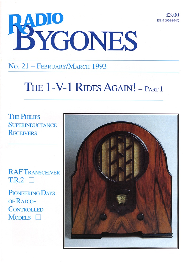 Radio Bygones Issue 21 - PDF