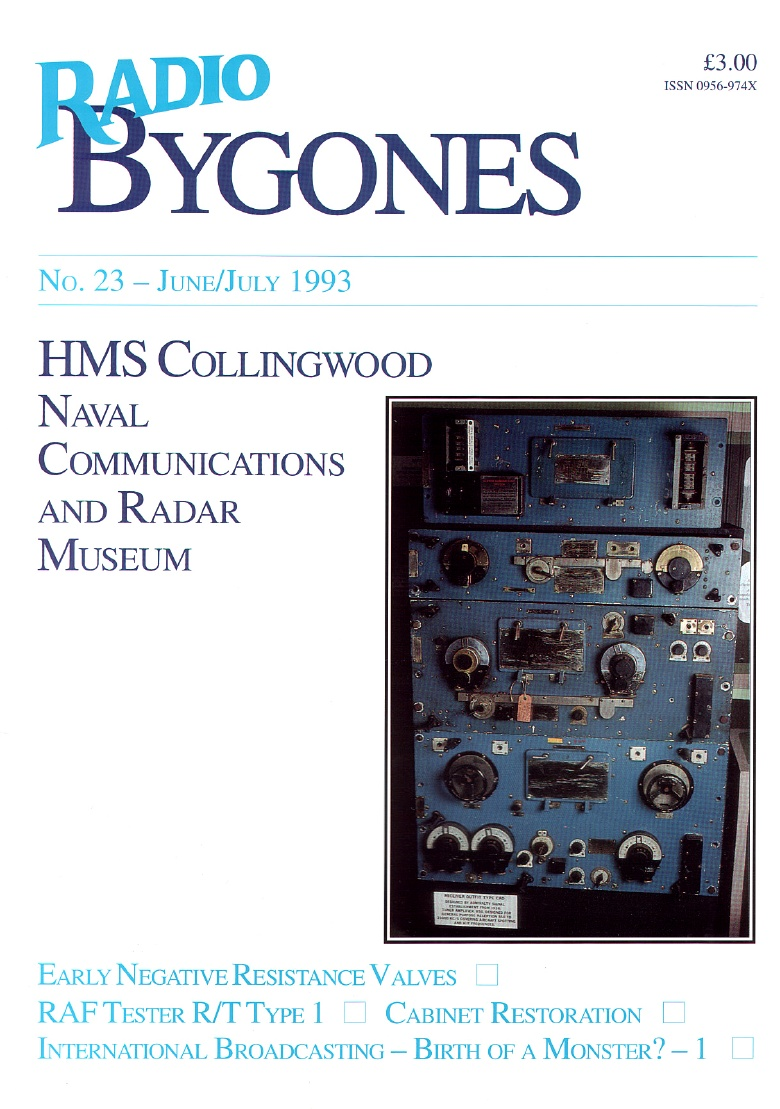 Radio Bygones Issue 23 - PDF