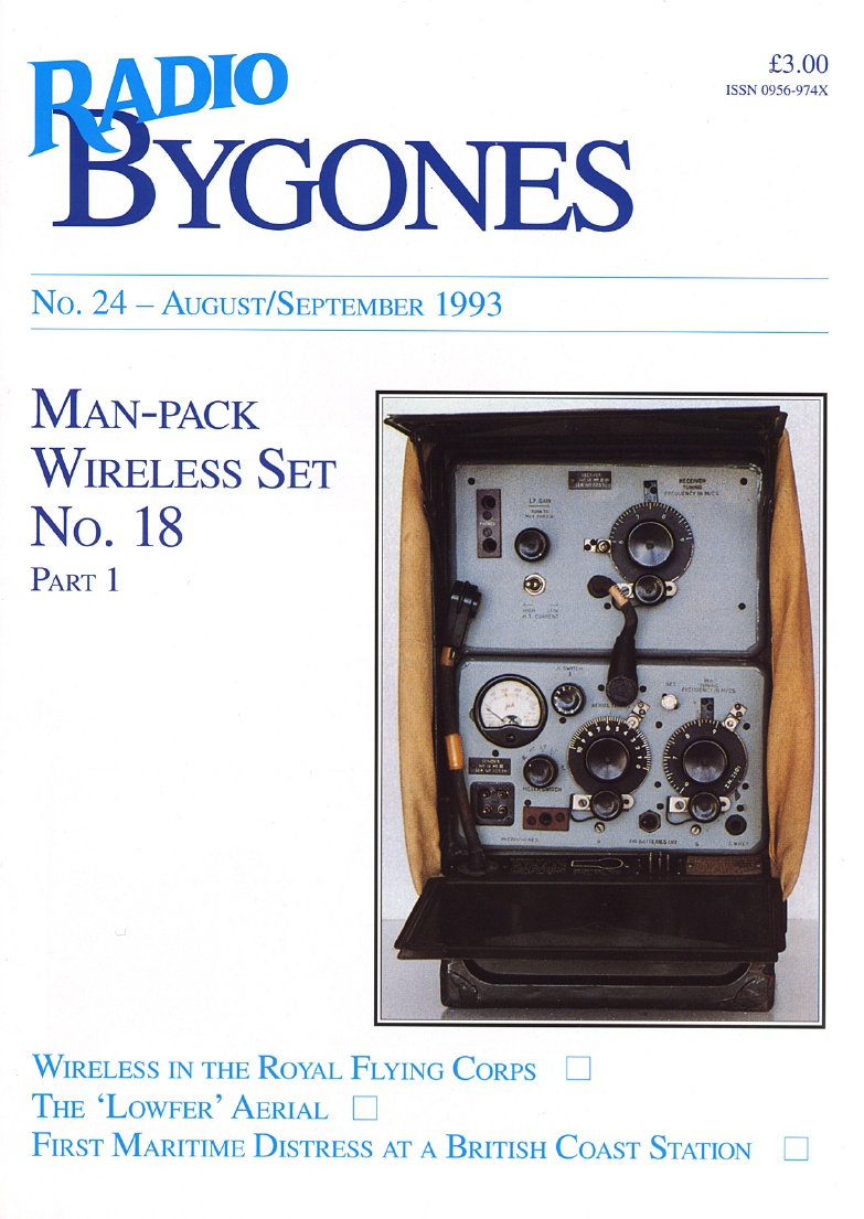 Radio Bygones Issue 24 - PDF