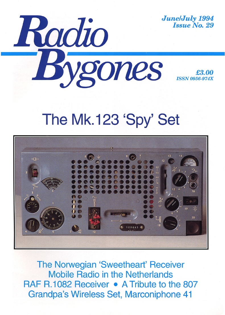 Radio Bygones Issue 29 - PDF