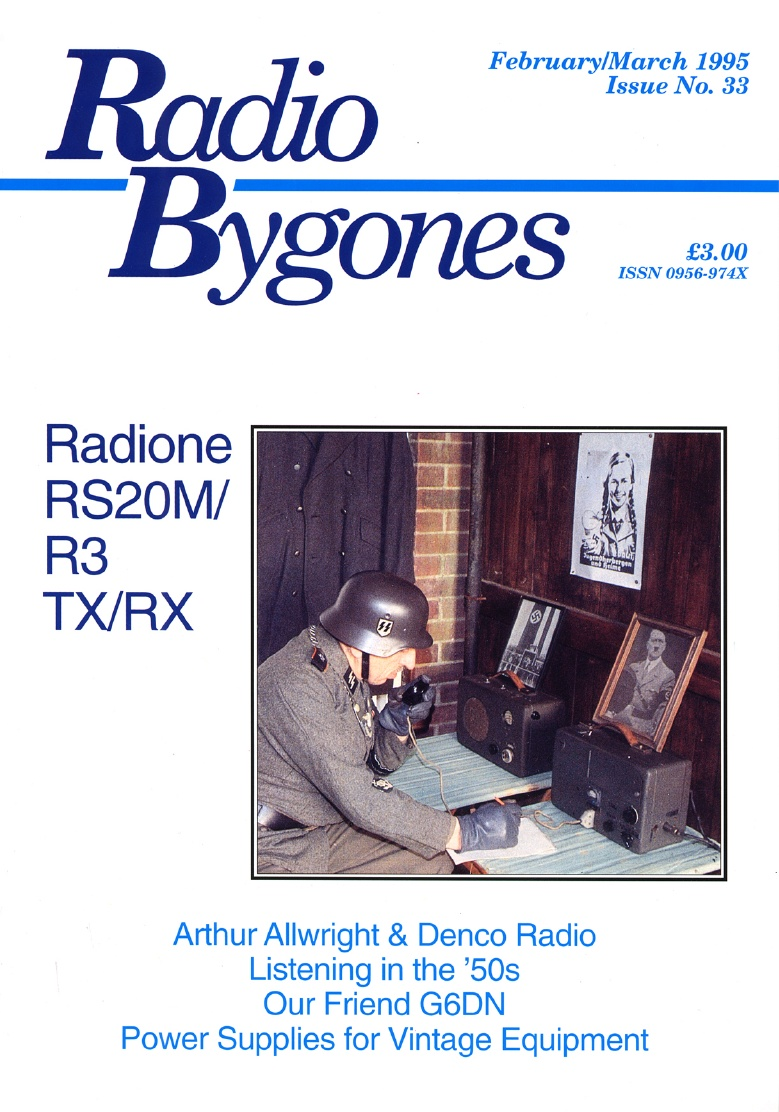 Radio Bygones Issue 33 - PDF