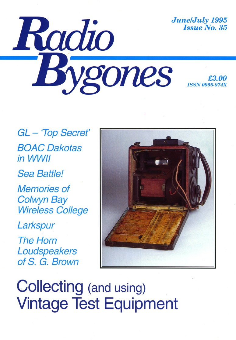 Radio Bygones Issue 35 - PDF
