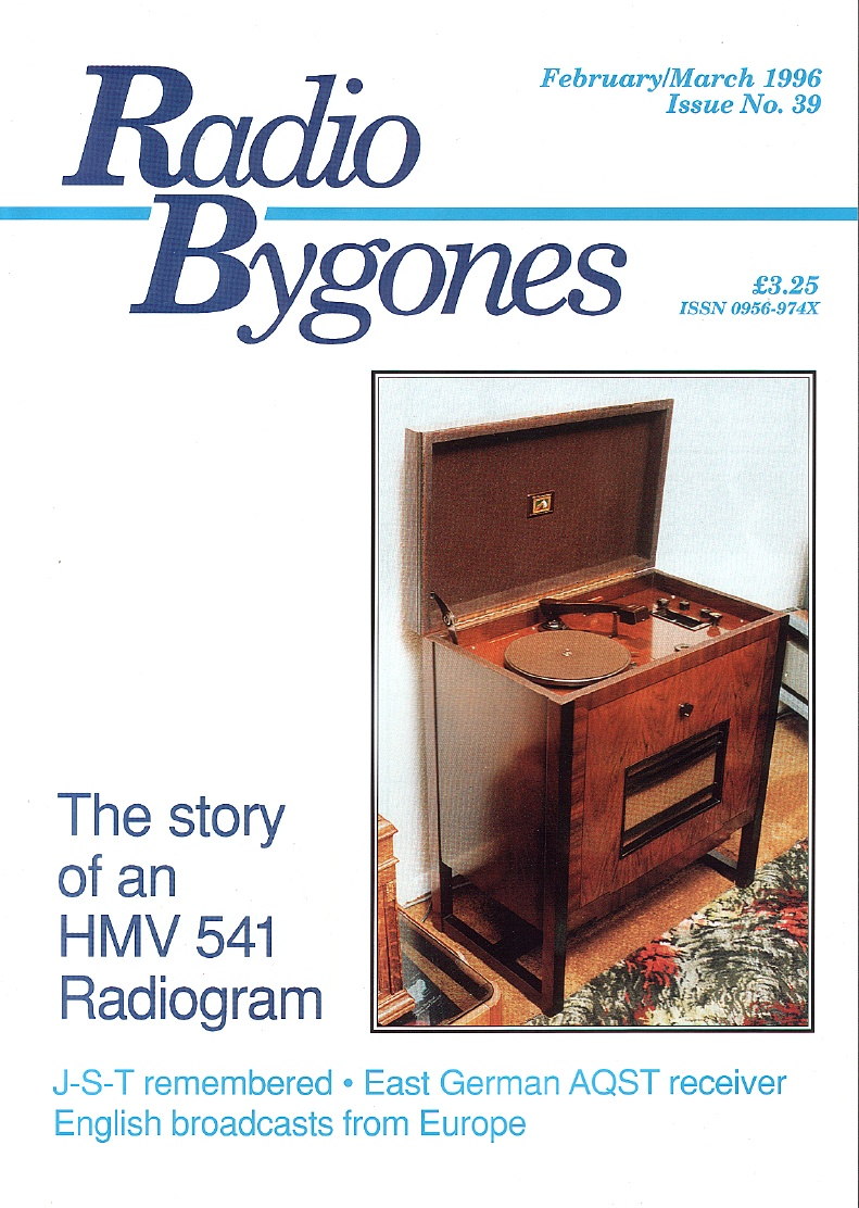Radio Bygones Issue 39 - PDF