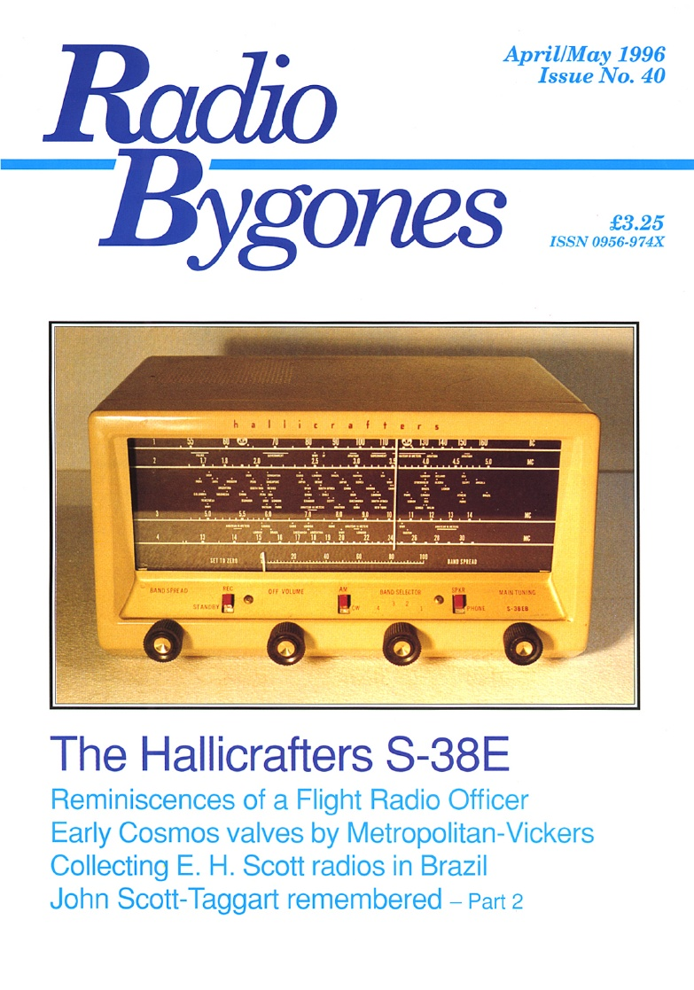 Radio Bygones Issue 40 - PDF
