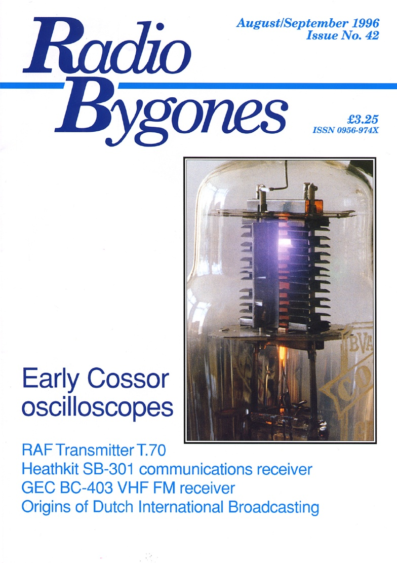 Radio Bygones Issue 42 - PDF
