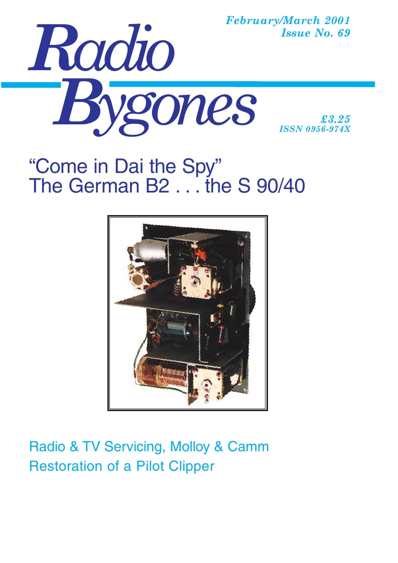 Radio Bygones Issue 69 - PDF