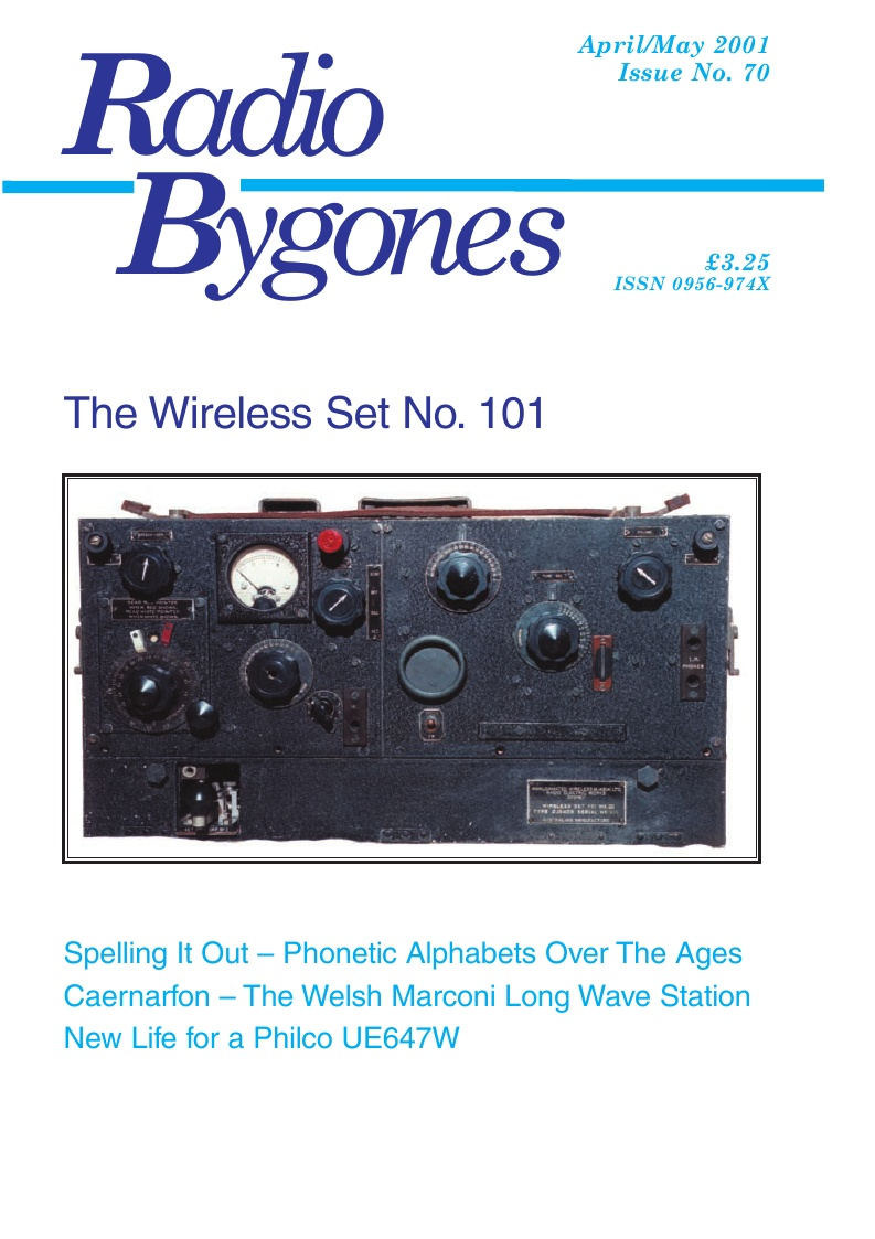 Radio Bygones Issue 70 - PDF