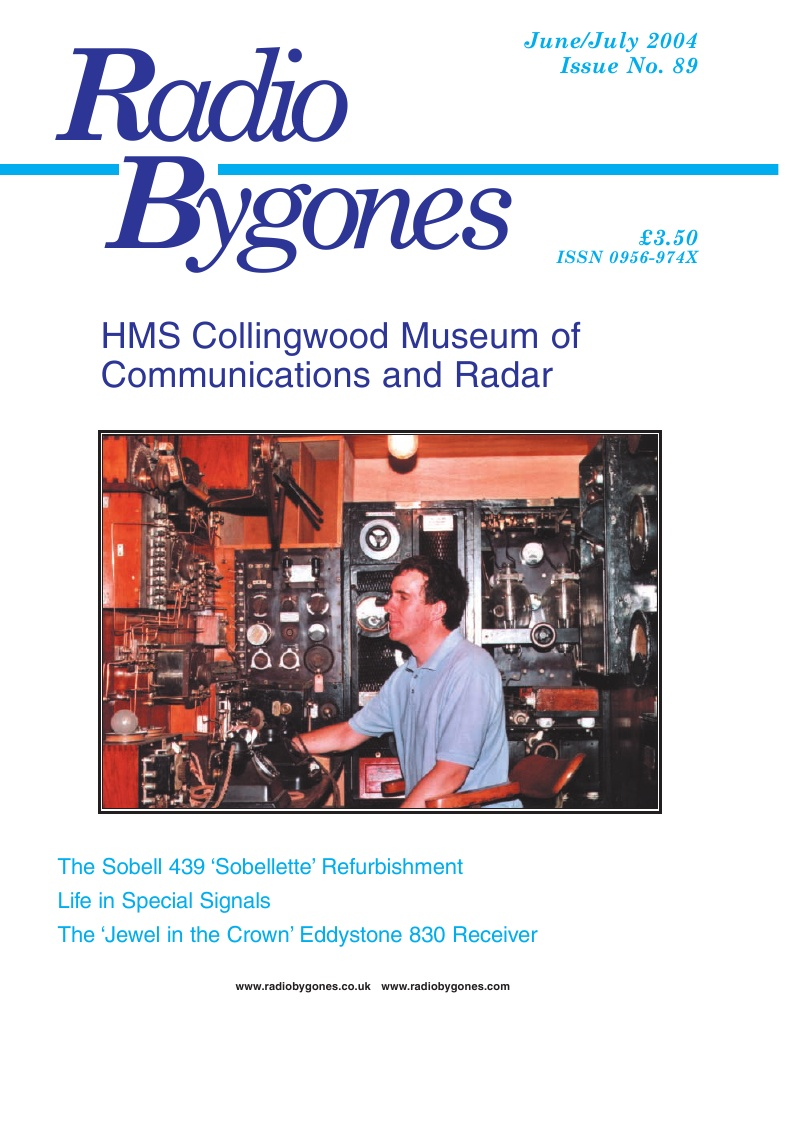 Radio Bygones Issue 89 - PDF