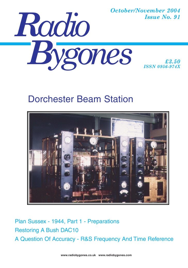 Radio Bygones Issue 91 - PDF