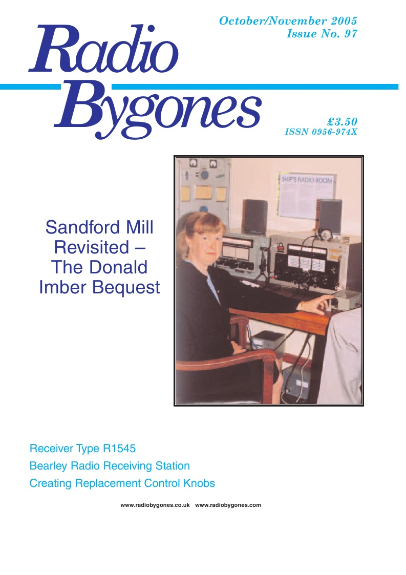 Radio Bygones Issue 97 - PDF