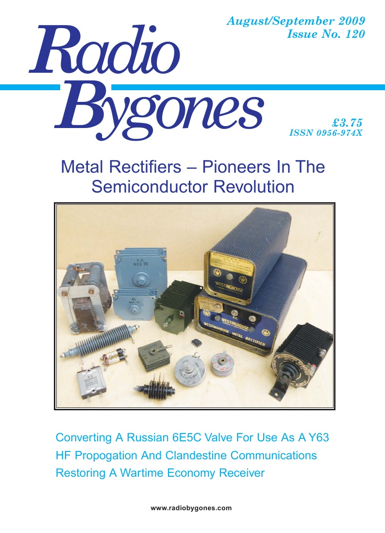 Radio Bygones Issue 120 - PDF