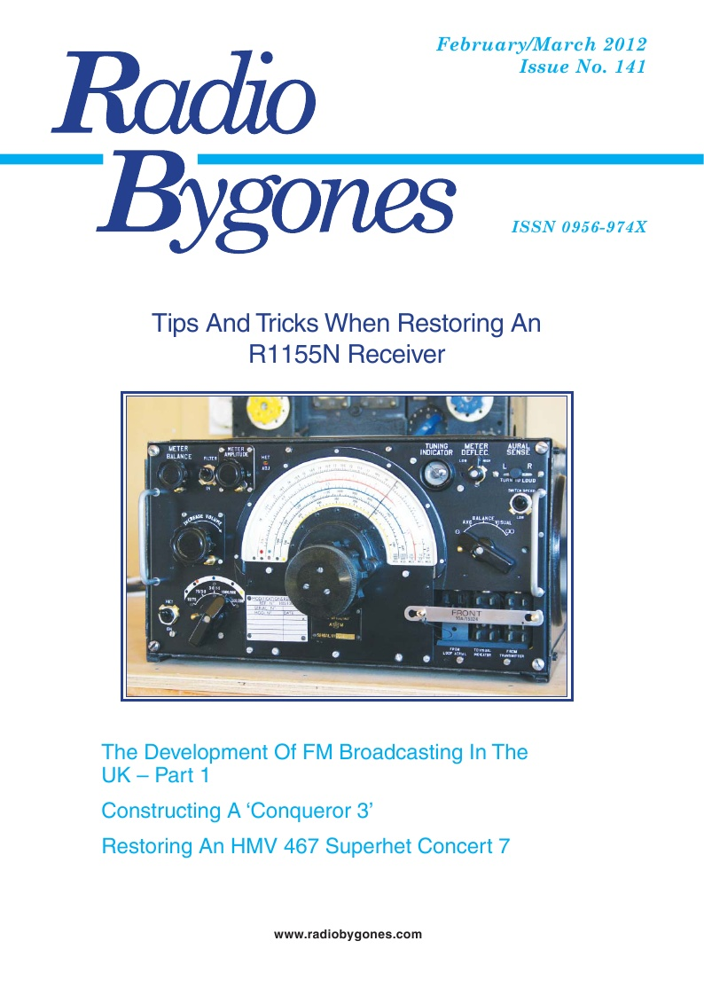 Radio Bygones Issue 141 - PDF