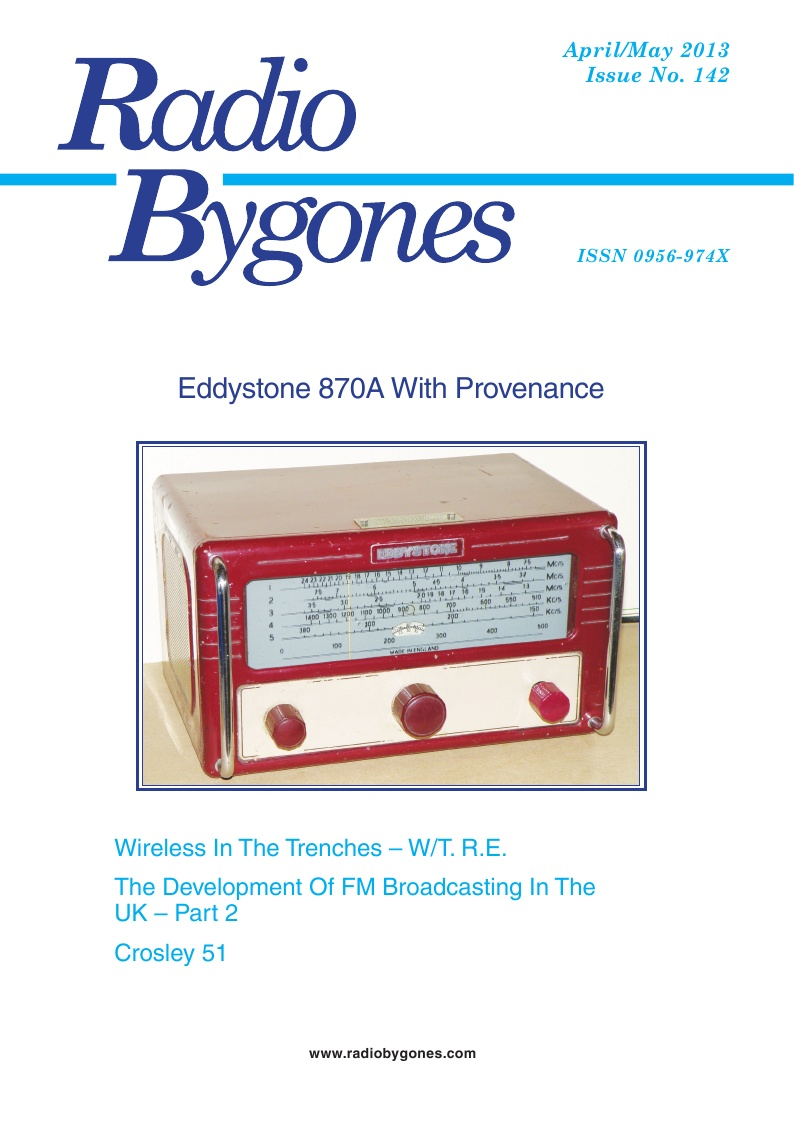 Radio Bygones Issue 142 - PDF