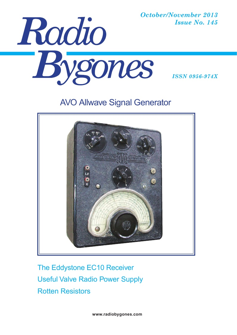 Radio Bygones Issue 145 - PDF