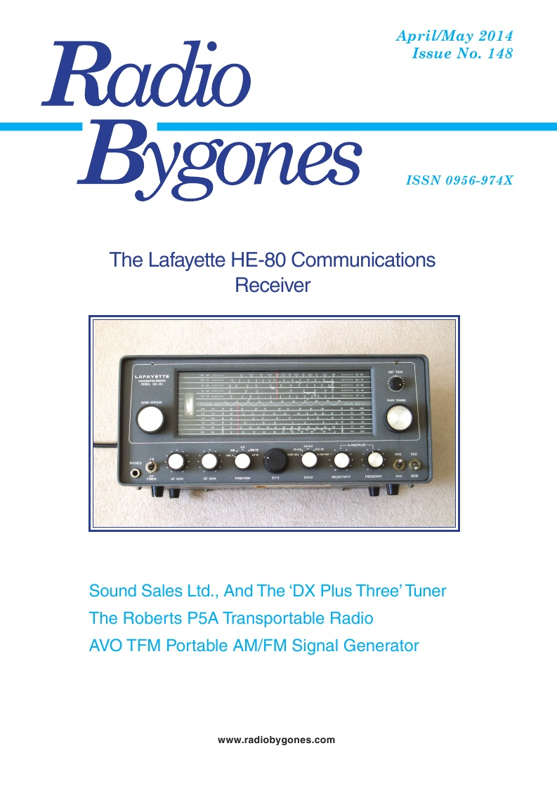 Radio Bygones Issue 148 - PDF
