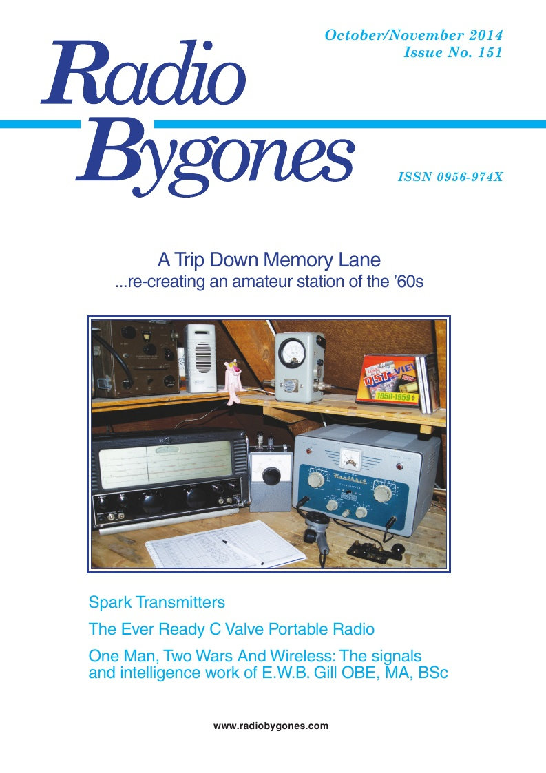 Radio Bygones Issue 151 - PDF