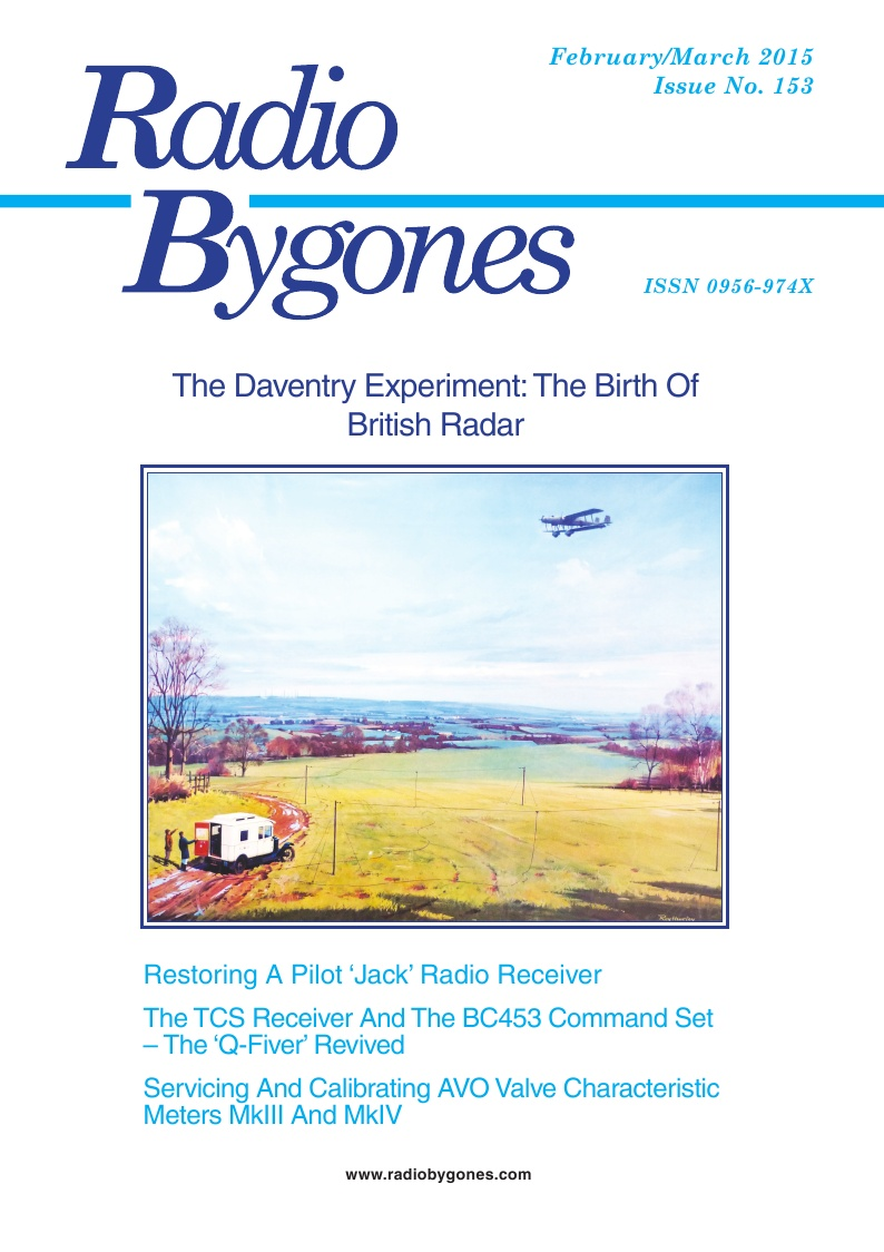 Radio Bygones Issue 153 - PDF