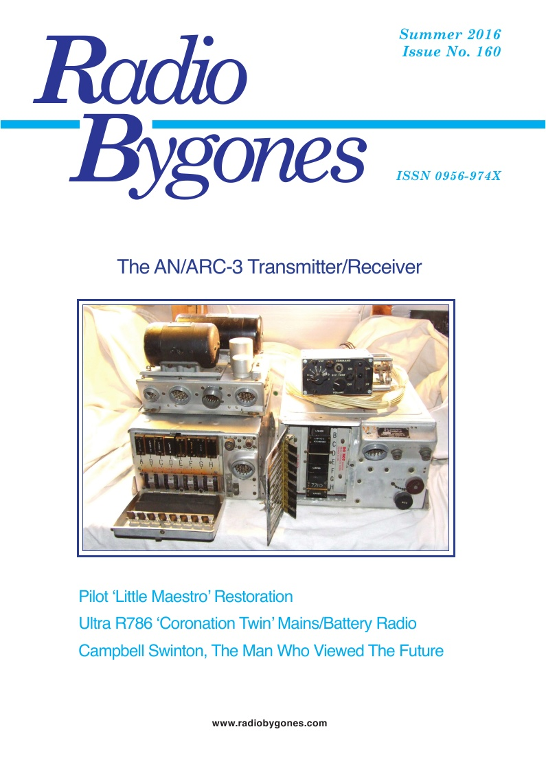 Radio Bygones Issue 160 - PDF
