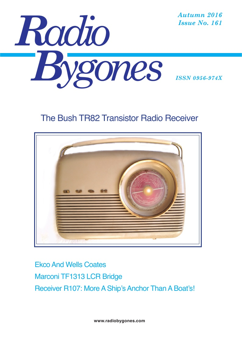 Radio Bygones Issue 161 - PDF